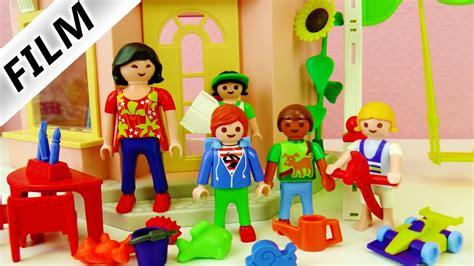 Playmobil Film Deutsch  Julian Im Kindergarten