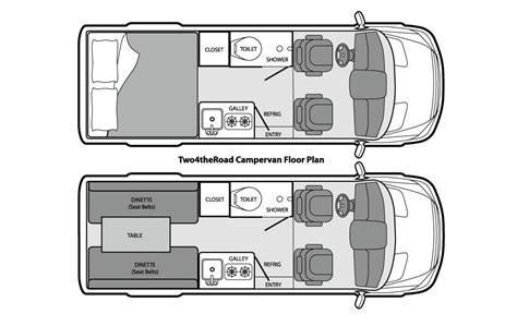 southwest floor plans two4theroad cervan