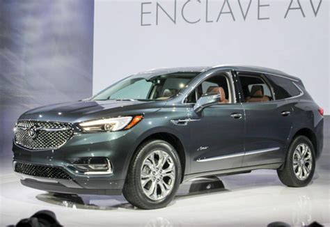 2020 buick enclave price 2020 buick enclave suv release date colors specs