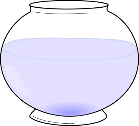 fishbowl clip art  clkercom vector clip art  royalty  public domain