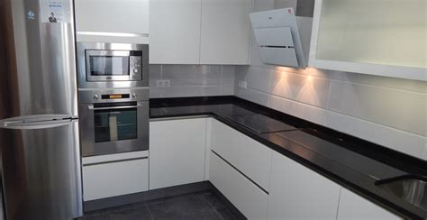 muebles de cocina especialistas en diseno sin tiradores