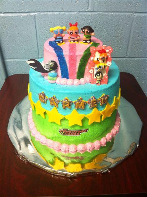 beautiful powerpuff girls cake ideas powerpuff