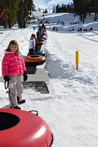boreal s tubing park at playland lake tahoe guide