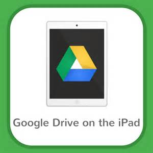 Google Drive On iPad