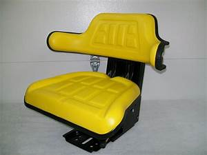 Suspension Seat John Deere Tractor Yellow 1530 2020 2030