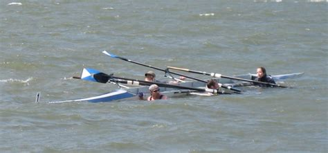2 Person Crew Boat by Spartan Alumni Rowing Association