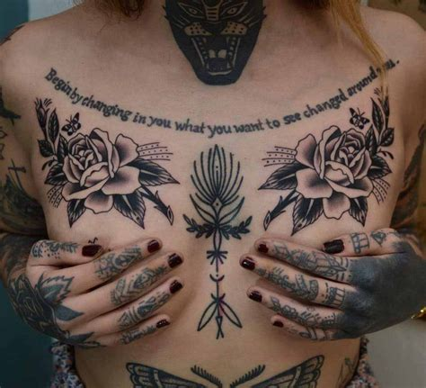 Best 25+ Traditional Chest Tattoo Ideas On Pinterest