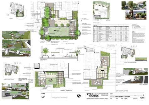 residential landscape design plan landscape plans 3d drafting sitedesign studios