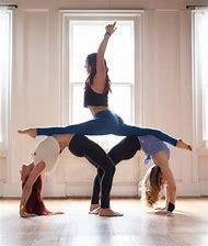 3 Person Yoga Poses Beginner