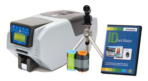 Javelin Singlesided Photo Id System With Id Card Maker