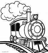 Train Coloring Pages Steam Printable Cool2bkids sketch template