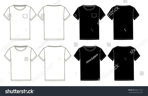Tkentico Base Template by T Shirt With Pocket Template Choice Image Template