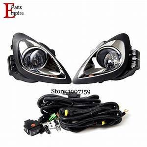 High Quality Fog Lights Lamp For Nissan Micra 2014