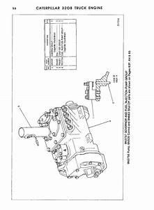 35 3208 Cat Engine Parts Diagram