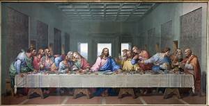 The Last Supper of Jesus Didn't Happen at a Table