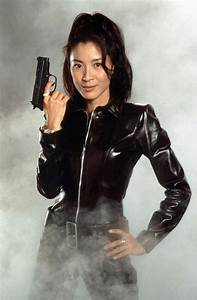 "Michelle Yeoh - Bond Girl | ""Project Nikita"" 