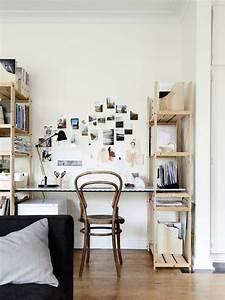 Schreibtisch Selber Gestalten : diy projekt schreibtisch selber bauen 25 inspirierende beispiele und ideen q pinterest ~ Markanthonyermac.com Haus und Dekorationen