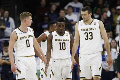 blueandgold hoops notre dame    maryland preview