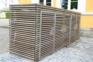 Müllbox Selber Bauen : m lltonnenverkleidungen illmann gmbh co kg ~ Lizthompson.info Haus und Dekorationen
