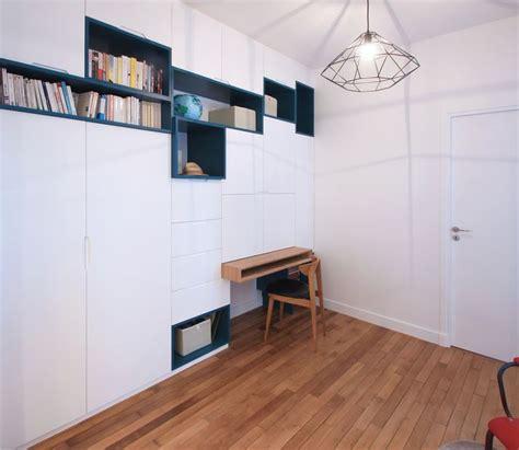 meuble bureau bibliotheque les 25 meilleures idées de la catégorie meubles sur mesure