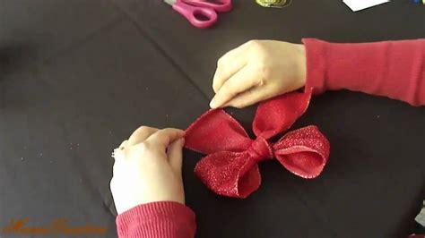 lazos para arbolito manualidades para navidad mo 241 o de navidad
