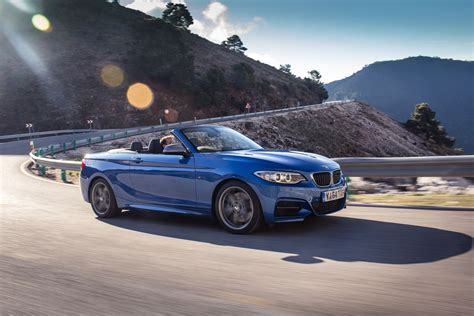 2018 Bmw 2 Series Convertible Full Uk Prices And Specs