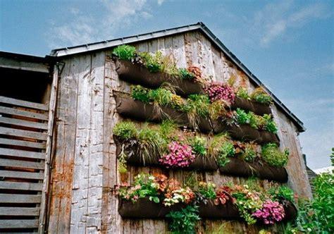 How To Do A Vertical Garden by Go Green Tip 99 How To Make A Do It Yourself Vertical Garden