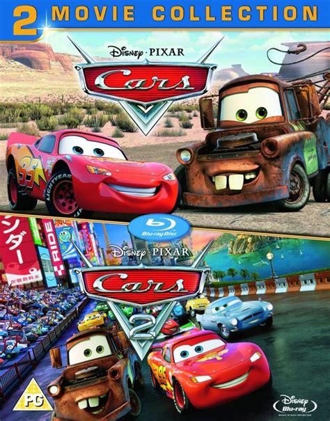 cars 1 autos cars 1 and 2 zavvi
