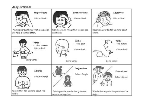 of jolly phonic worksheets printable