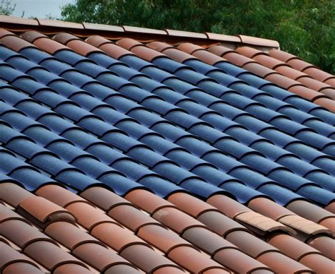 solar roof tiles solar pv tiles thegreenage