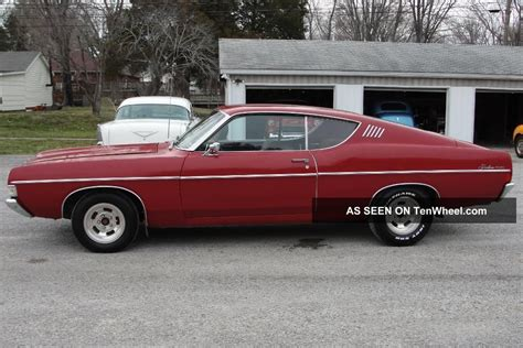 68 Ford Fairlane Fastback by 1968 Ford Fairlane 500 Fastback