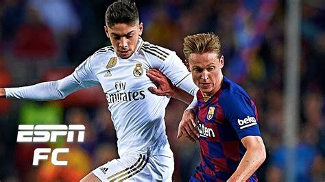 Federico Valverde or Frenkie de Jong: Which La Liga ...
