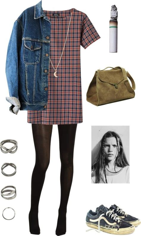 """""""true grunge"""" by annieglaysh liked on Polyvore   POLYVORE"""