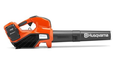 souffleur 224 batterie husqvarna 536lib jardiforet