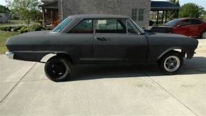 1965 Nova Ss Gasser  Project  Drag Car For Sale