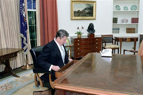1981 inaugural ronald reagan presidential library national archives and records administration
