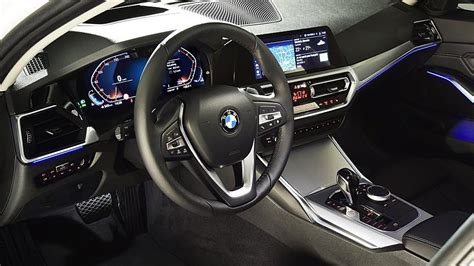 bmw  series interior youtube