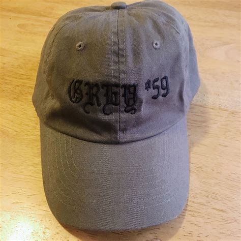 Grey*59 hat /Olive #suicideboys #grey59 #grey59records # ...
