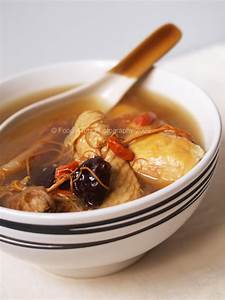 Chicken With Cordyceps Militaris Soup Food 4Tots