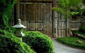 Idée Jardin Japonais : d coration jardin ext rieur jardin rustique et jardin ~ Nature-et-papiers.com Idées de Décoration