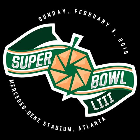 Super Bowl 53 Logos