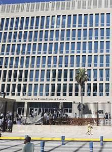 Cubans call alleged sonic attacks fiction - CentralMaine.com