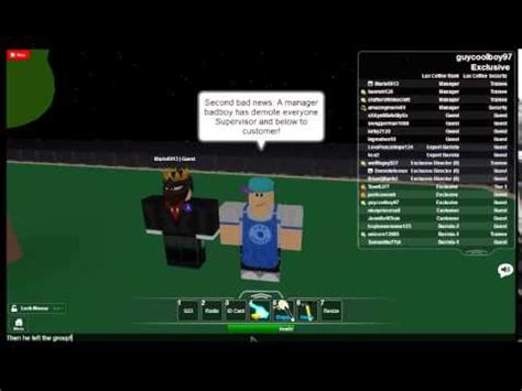 ROBLOX    Lux Coffee News    Episode Two!