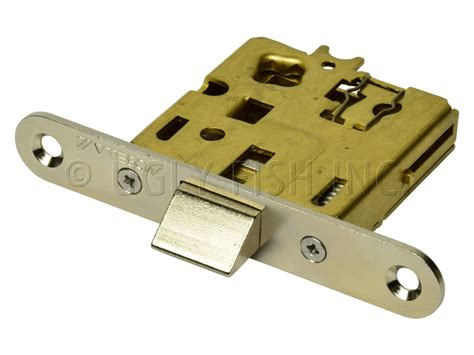 Southco Mobella Mccoy Lock Engine In Chrome Or Brass For
