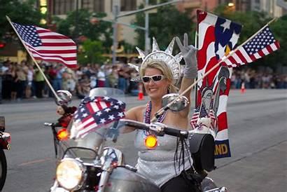 Rally Biker Texas Republic Patriotism Austin Bikers