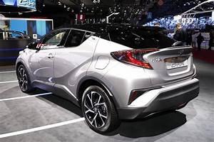 Nouvelle Toyota Chr : toyota c hr le crossover hybride en vedette au mondial ~ Medecine-chirurgie-esthetiques.com Avis de Voitures