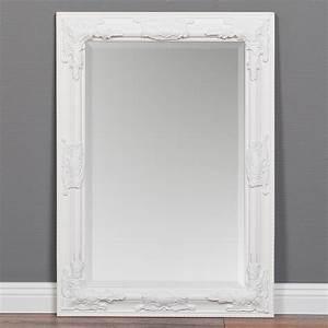 Wandspiegel Weiß Barock : wandspiegel bessa wei pur 70x50cm barock spiegel ~ Lateststills.com Haus und Dekorationen