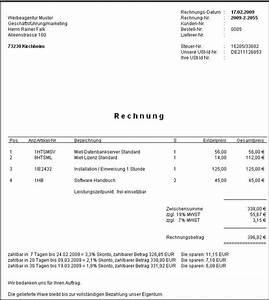 Komplexe Rechnung : verwendung von zahlungsbedingungen harmony ~ Themetempest.com Abrechnung