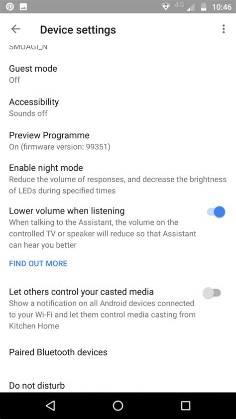 how does google home turn on the lights google home update brings quot night mode quot with lower volume