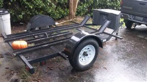 Eagle Double Motorcycle Trailer. Best Deal For This Type